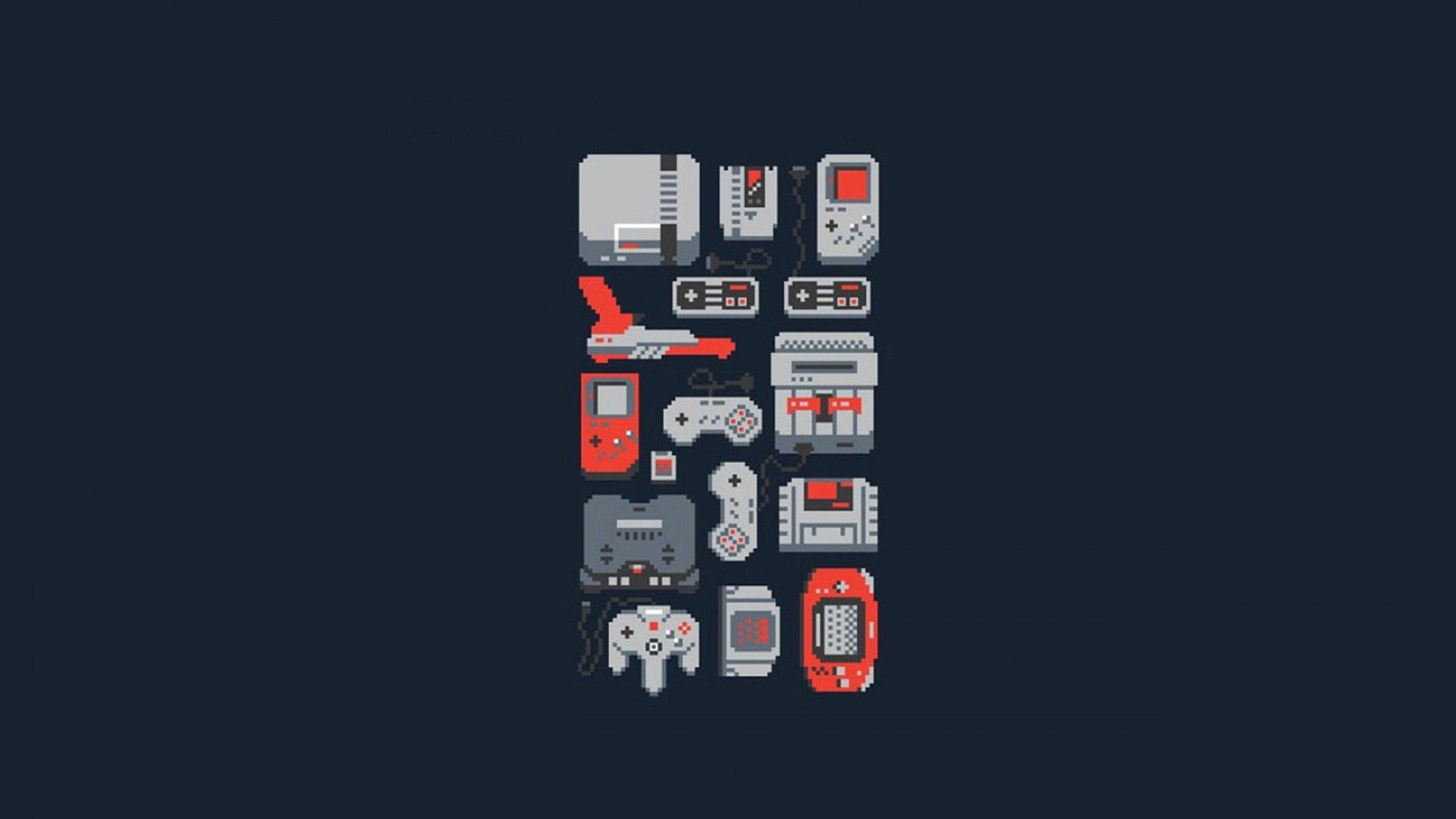 50+ Retro Game Wallpapers: HD, 4K, 5K